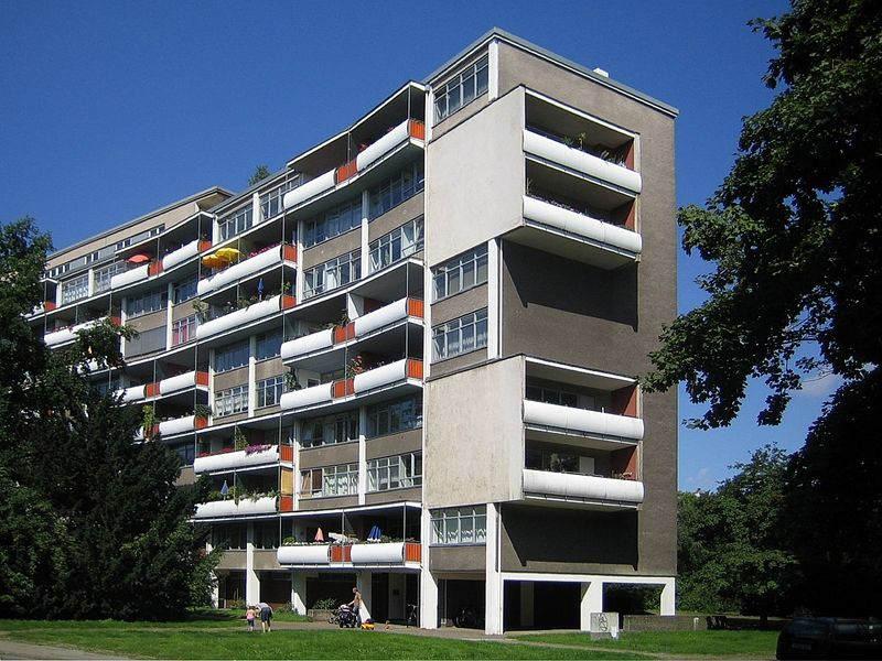 Вальтер Гропиус (Walter Gropius) - пионер современной немецкой архитектуры 25