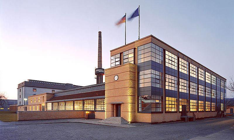Вальтер Гропиус (Walter Gropius) - пионер современной немецкой архитектуры 26