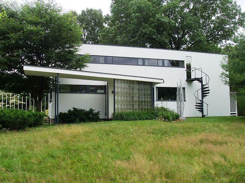 Вальтер Гропиус (Walter Gropius) - пионер современной немецкой архитектуры 3