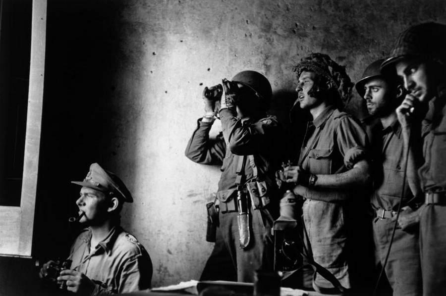 Вторая мировая война в объективе Роберт Капа (Robert Capa) 2