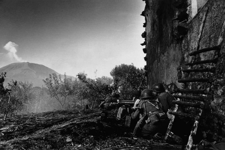Вторая мировая война в объективе Роберт Капа (Robert Capa) 3