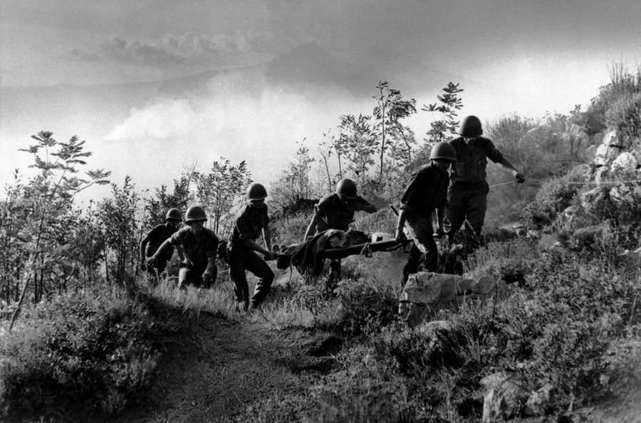 Вторая мировая война в объективе Роберт Капа (Robert Capa) 6