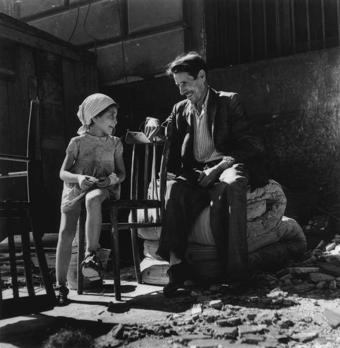 Вторая мировая война в объективе Роберт Капа (Robert Capa) 8