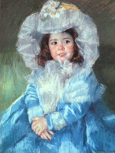 Женский импрессионизм Мэри Кассат (Mary Cassatt) 15