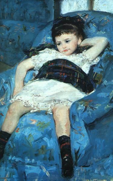 Женский импрессионизм Мэри Кассат (Mary Cassatt) 20