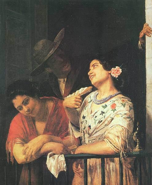 Женский импрессионизм Мэри Кассат (Mary Cassatt) 21