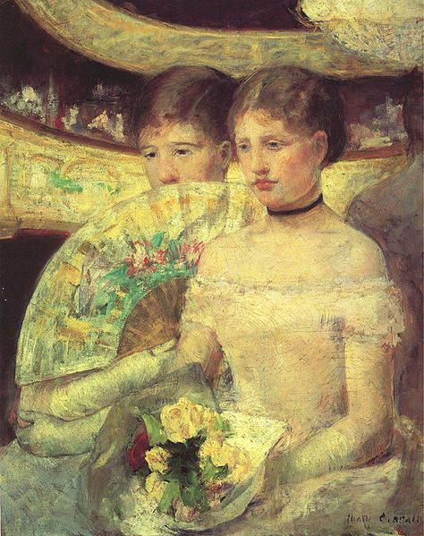 Женский импрессионизм Мэри Кассат (Mary Cassatt) 22