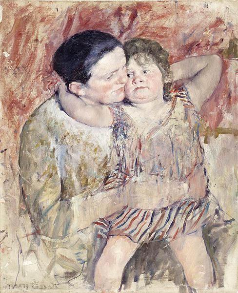 Женский импрессионизм Мэри Кассат (Mary Cassatt) 3