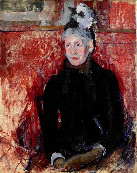 Женский импрессионизм Мэри Кассат (Mary Cassatt) 4