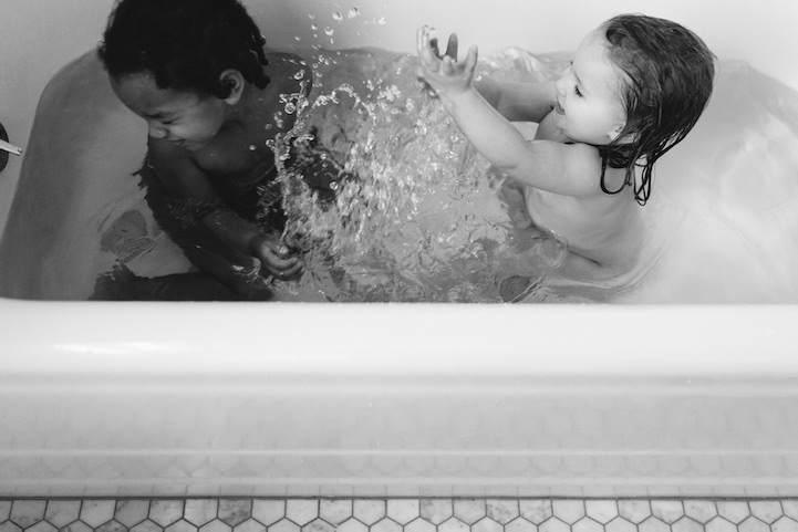 Трогательная дружба. Фотопроект Анны Ларсон (Anna Larson)