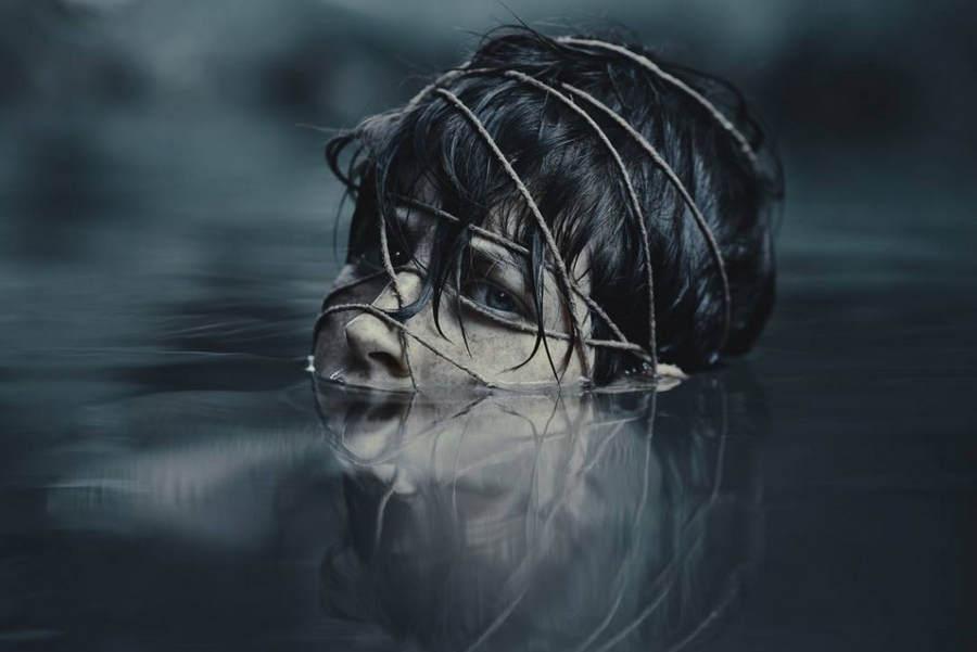Алессио Альби (Alessio Albi) и его таинственные портреты 2