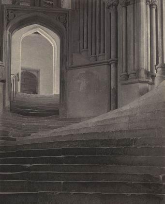 Архитектурная фотография Фредерика Г Эванса (Frederick H Evans) 12