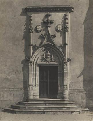 Архитектурная фотография Фредерик Г. Эванс (Frederick H Evans) 13
