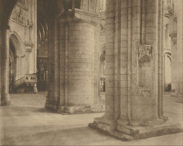 Архитектурная фотография Фредерика Г Эванса (Frederick H Evans) 2