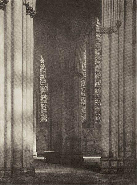 Архитектурная фотография Фредерик Г. Эванс (Frederick H Evans) 4