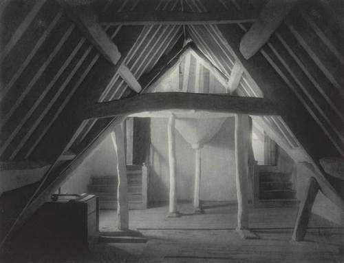 Архитектурная фотография Фредерика Г Эванса (Frederick H Evans) 8