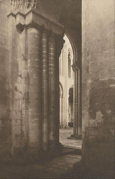 Архитектурная фотография Фредерика Г Эванса (Frederick H Evans)