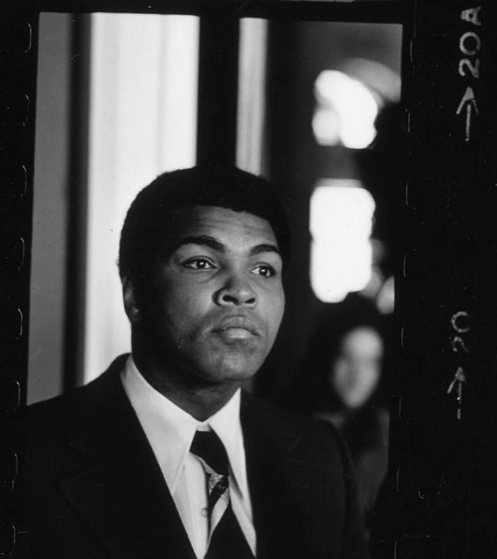 Фотография Мохаммеда Али, 1960