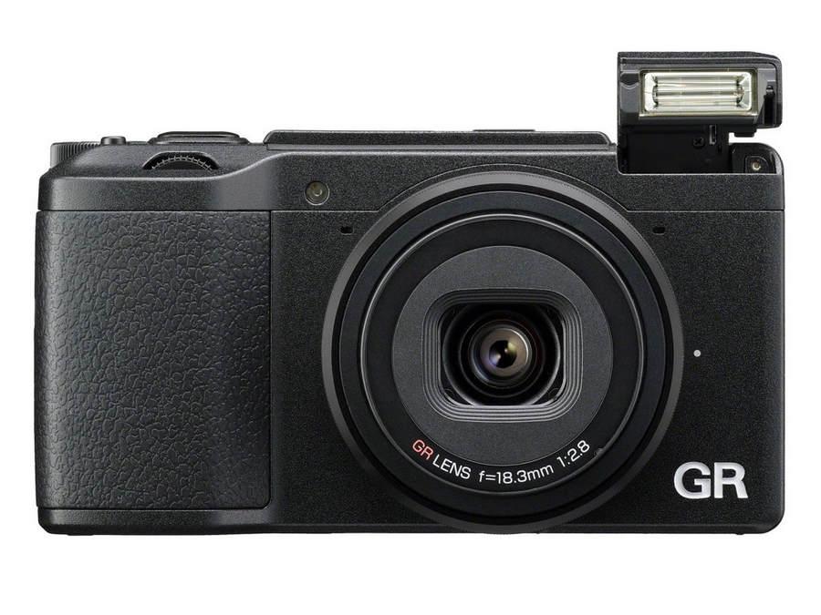 Компактный фотоаппарат Ricoh GR II