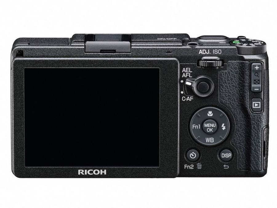 Компактный фотоаппарат Ricoh GR II 2