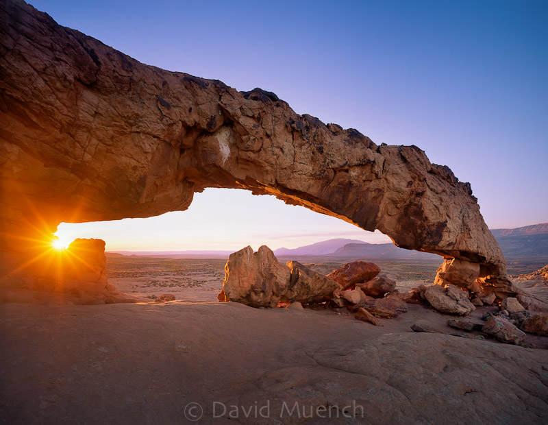 Ландшафтный фотограф Дэвид Мюнх (David Muench) 15
