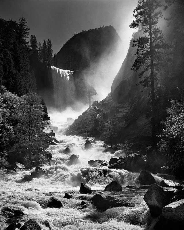 Ландшафтный фотограф Дэвид Мюнх (David Muench) 17