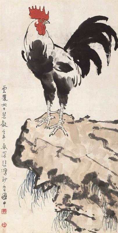 Национальные традиции и современное искусство в работах Сюй Бэйхун (Xu Beihong) 14