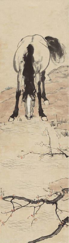 Национальные традиции и современное искусство в работах Сюй Бэйхун (Xu Beihong) 15