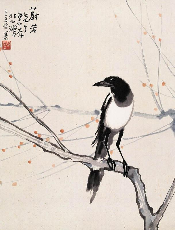 Национальные традиции и современное искусство в работах Сюй Бэйхун (Xu Beihong) 18