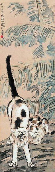 Национальные традиции и современное искусство в работах Сюй Бэйхун (Xu Beihong) 19