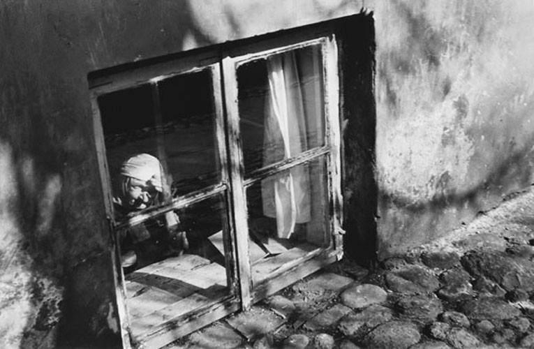 Пионер Литовской фотографии Антанас Суткус (Antanas Sutkus)