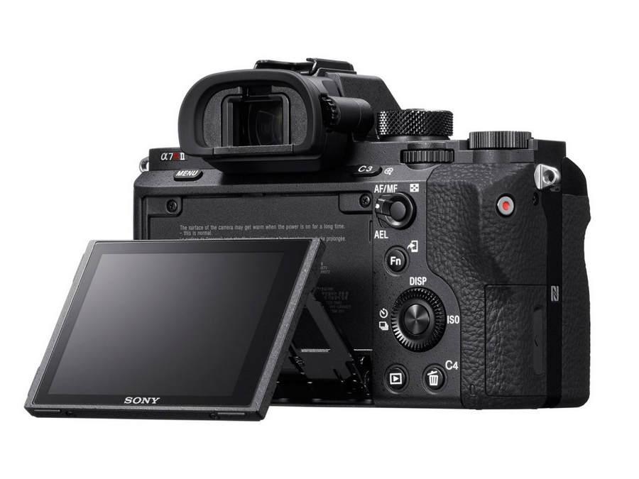 Полноформатный беззеркальный фотоаппарат Sony a7R II 2