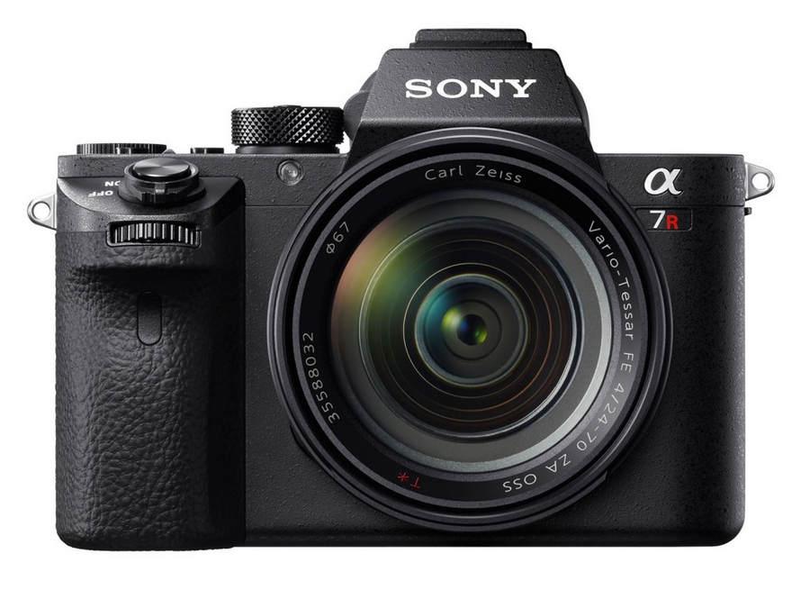 Полноформатный беззеркальный фотоаппарат Sony a7R II 3