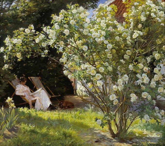 Датский реализм Педер Крёйер (Peder Kroyer) 16