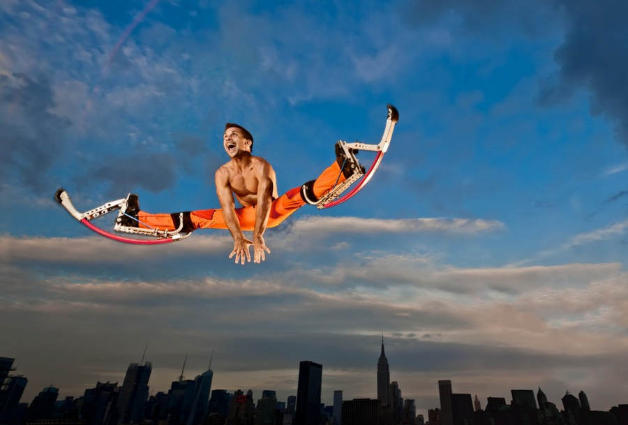 Джо Макналли (Joe McNally) – современный американский фотограф 8