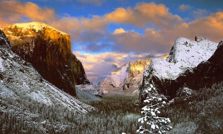 Ландшафтные фотографии Родни Логха (Rodney Lough Jr) 10