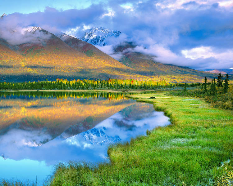 Ландшафтные фотографии Родни Логха (Rodney Lough Jr) 11