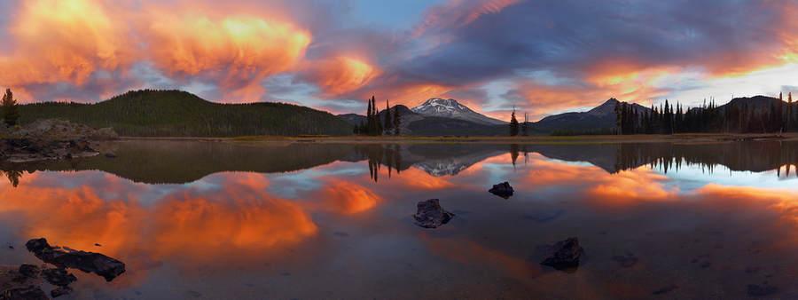 Ландшафтные фотографии Родни Логха (Rodney Lough Jr) 2