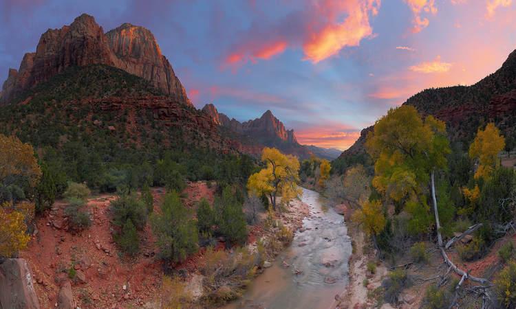 Ландшафтные фотографии Родни Логха (Rodney Lough Jr) 5