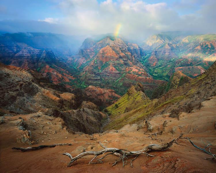 Ландшафтные фотографии Родни Логха (Rodney Lough Jr) 9