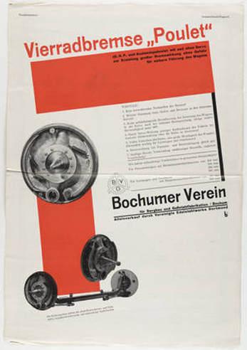 Макс Бурхарц (Max Burchartz) и немецкий конструктивизм 14