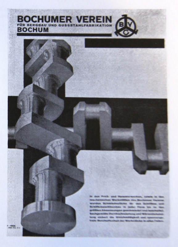 Макс Бурхарц (Max Burchartz) и немецкий конструктивизм 15