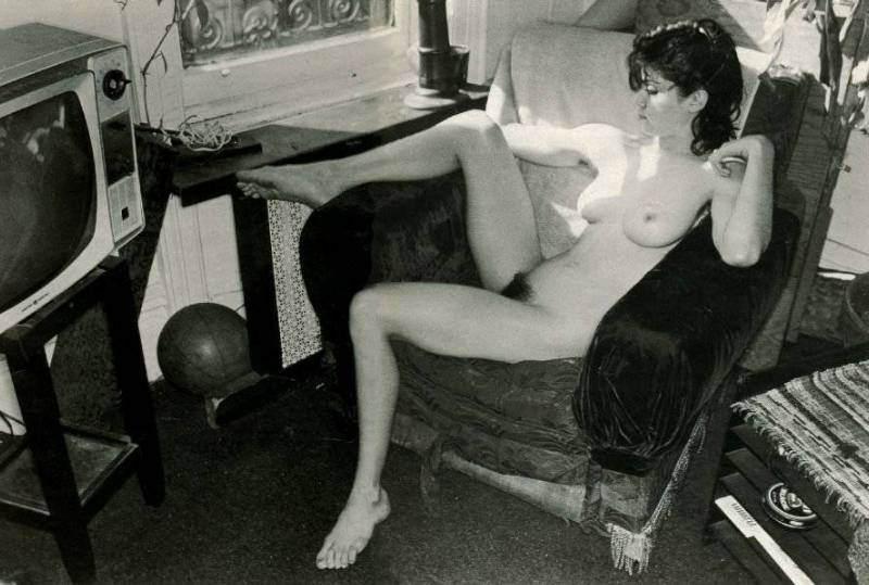 Обнаженная Мадонна Ли Фридлендера (Lee Friedlander) 38