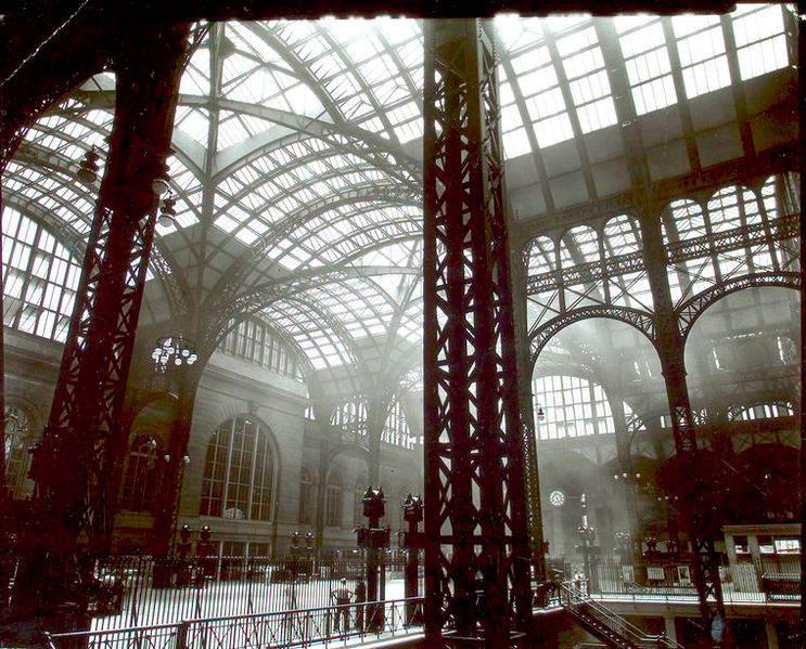 «Певица Нью-Йорка» - Беренис Эббот (Berenice Abbott) 10