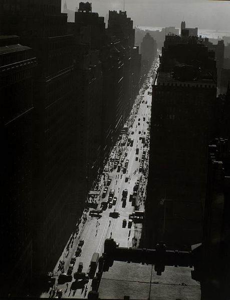 «Певица Нью-Йорка» - Беренис Эббот (Berenice Abbott) 5