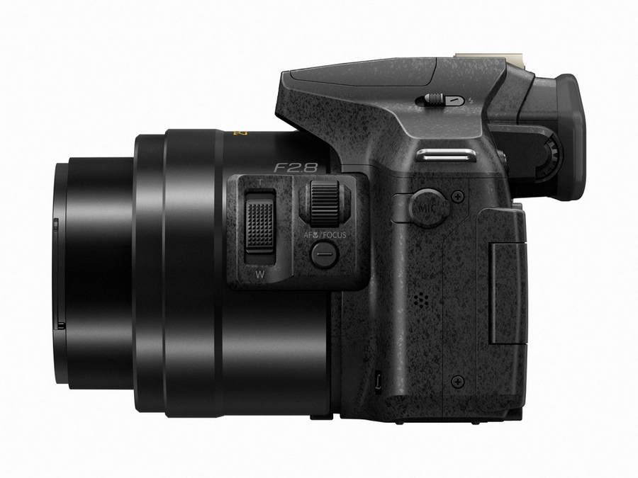 Предварительный обзор Panasonic Lumix DMC-FZ300 2