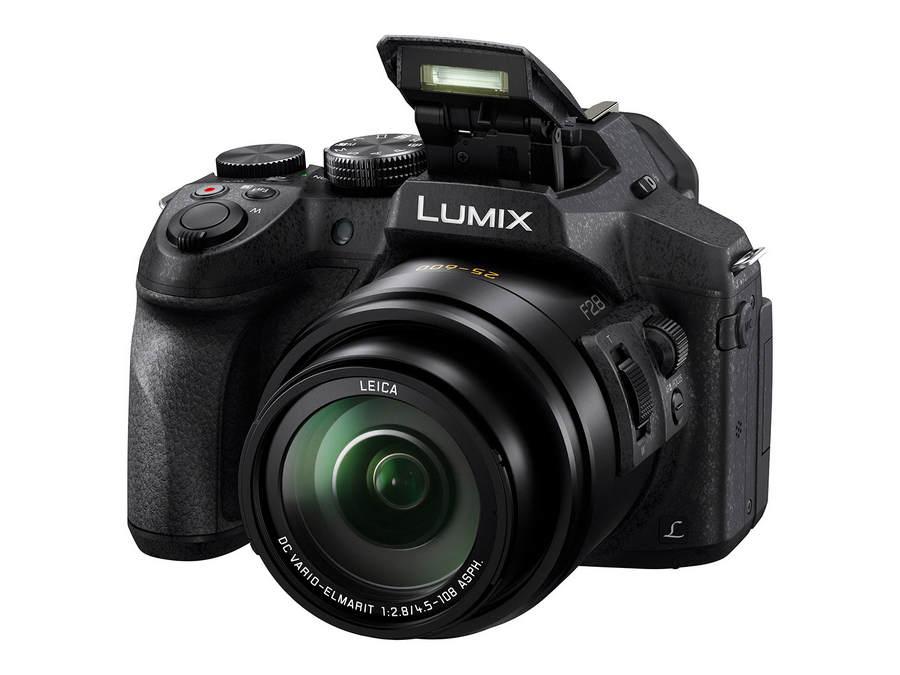 Предварительный обзор Panasonic Lumix DMC-FZ300