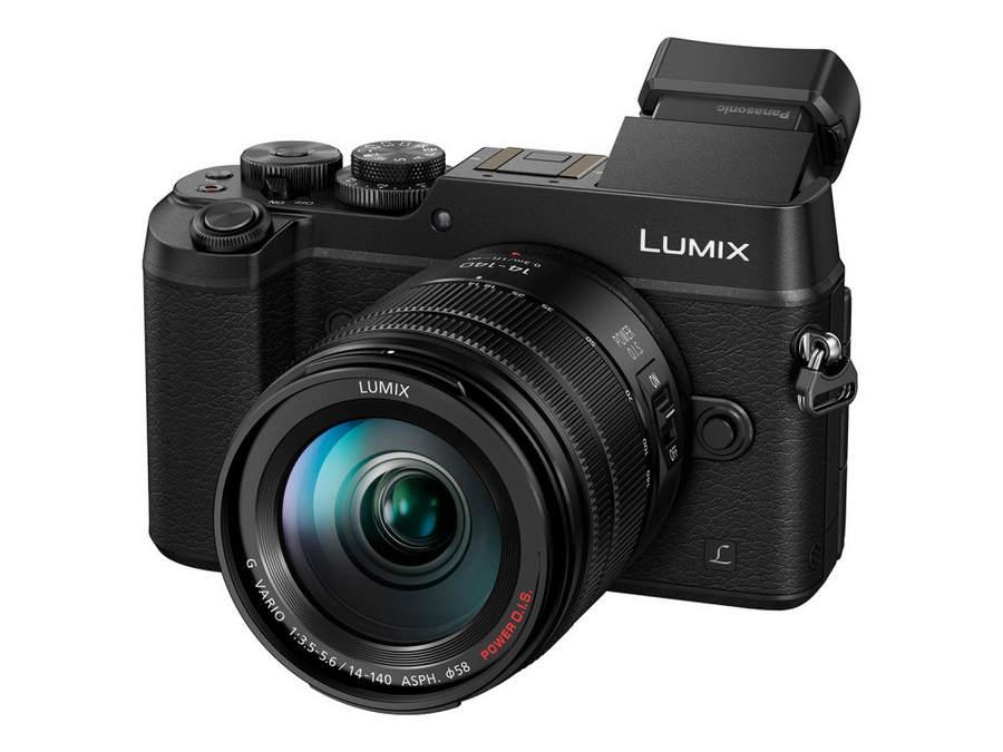 Предварительный обзор Panasonic Lumix DMC-GX8