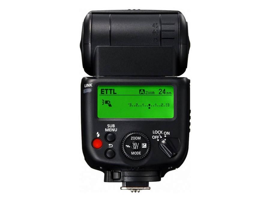 Вспышка Canon 430EX III-RT Speedlite 2