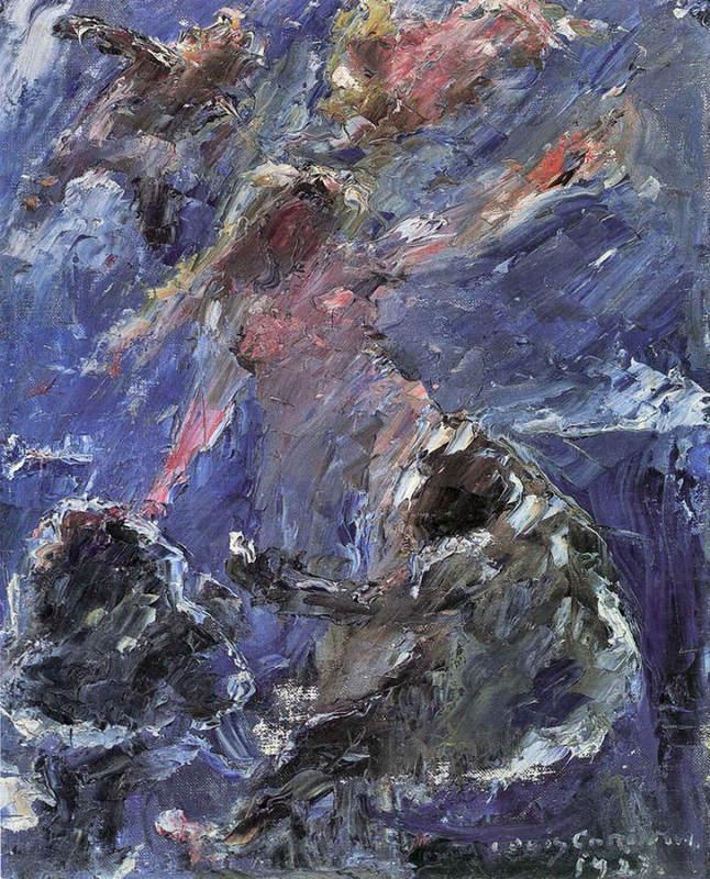 Живопись Ловис Коринт (Lovis Corinth) 11